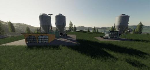 Photo of FS19 – Lime And Salt Production V1.0.0.1