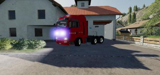 Photo of FS19 – Man Truck V2