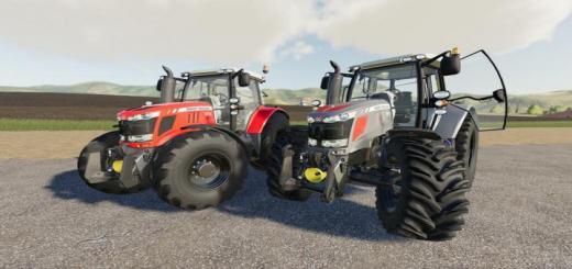 Photo of FS19 – Massey-Ferguson 6600 Tractor V1