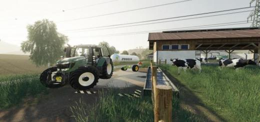 Photo of FS19 – Massey Ferguson 6600 V1.0.1.0