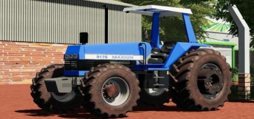 Photo of FS19 – Maxion 9170 Tractor V1