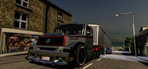 Photo of FS19 – Mercedes-Benz Formula Truck V1