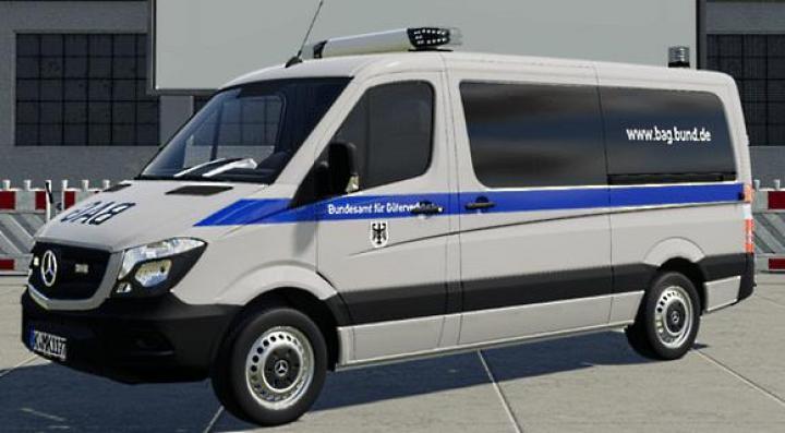 FS19 - Mercedes-Benz Sprinter Pack V2.1