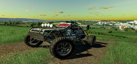 Photo of FS19 – Motorstorm Buggy V1