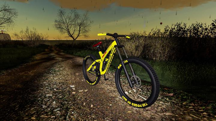 FS19 - Mountain Bike V1