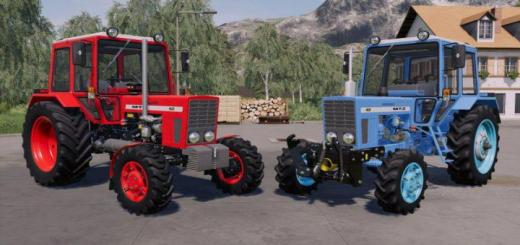 Photo of FS19 – Mtz-82 Export V1.0.0.3