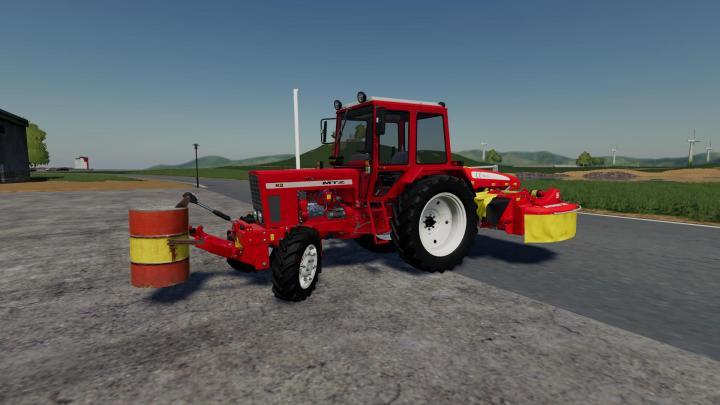 FS19 - Mtz 82 Export V1