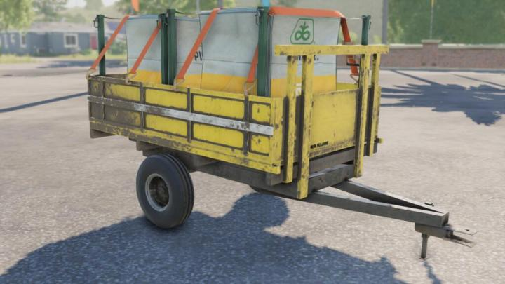 FS19 - New Holland 2T Trailer V1