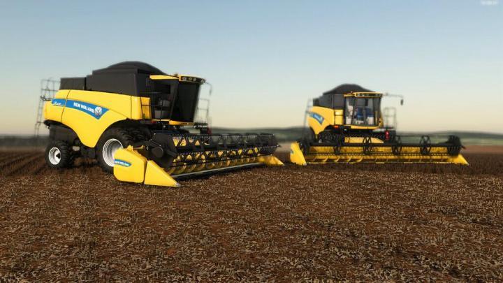 FS19 - New Holland Cr5080 V1.1