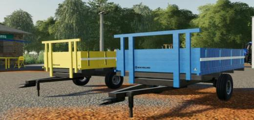 Photo of FS19 – New Holland Pack V1.1