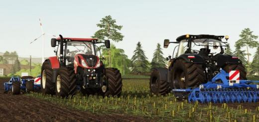 Photo of FS19 – New Holland T7 Lwb Stage V Tractor V1