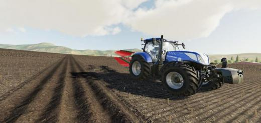 Photo of FS19 – New Holland T7 Swb-Lwb V1