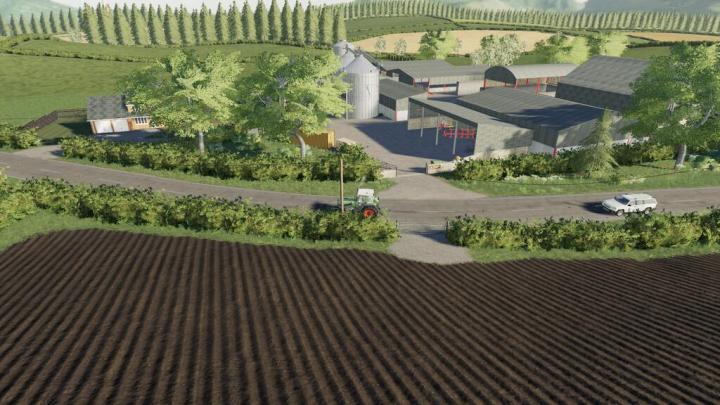 FS19 - Newpark Farm Map V1.1