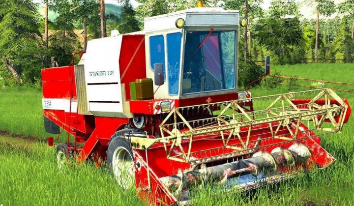 FS19 - Old Forstchritt E514 Pack V1