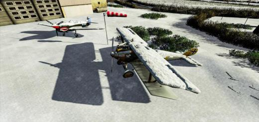 Photo of FS19 – Old Planes Collection V1