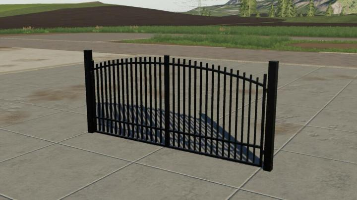 FS19 - Polish Fence Pack V1