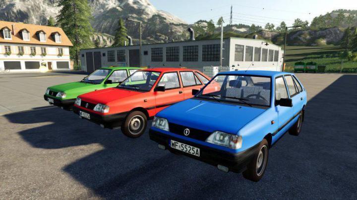 FS19 - Polonez Caro V1