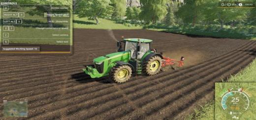Photo of FS19 – Real Speed Limit V1