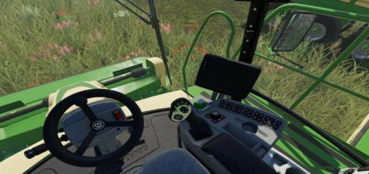 Photo of FS19 – Realistic Cab View V1.1.1