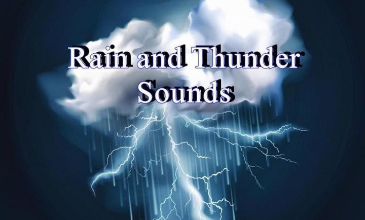 FS19 - Realistic Heavy Rain And Thunder Sounds V1