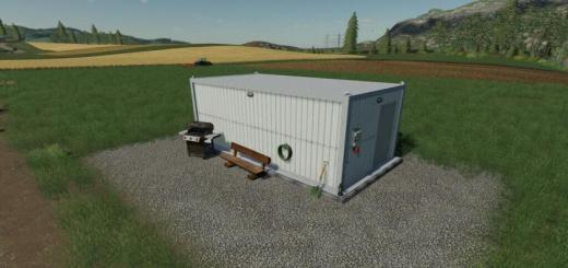Photo of FS19 – Residential Container V1.1.0.1