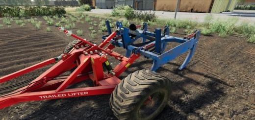 Photo of FS19 – Ripuntatore Siciltiller V1