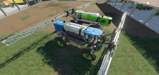 Photo of FS19 – Rubicon Set By Mh / Fertilizer And Poison V1.1