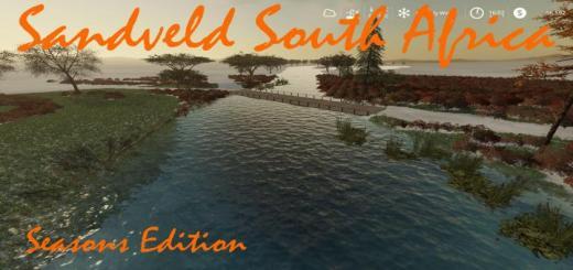 Photo of FS19 – Sandveld South Africa Seasons Edition V003