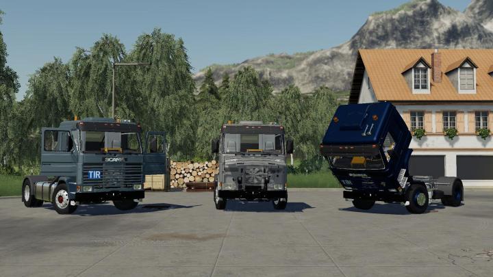 FS19 - Scania 113H 4X2 V1