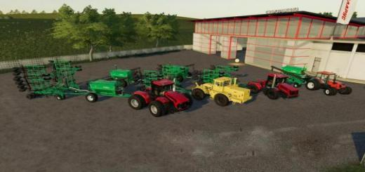 Photo of FS19 – Seeding Complex Kuzbass V0.8.9.8