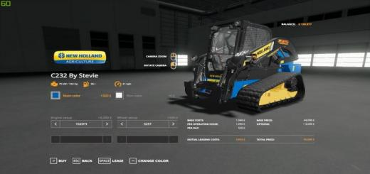 Photo of FS19 – Skidsteers V1