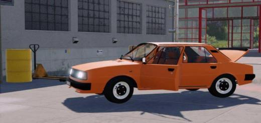 Photo of FS19 – Skoda 105L V1.0.0.1