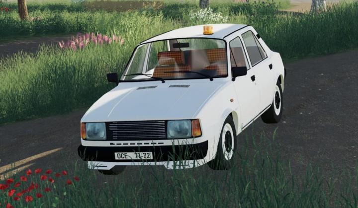FS19 - Skoda 105L V1