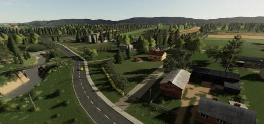 Photo of FS19 – Skrzyszow Map V1.1.0.1