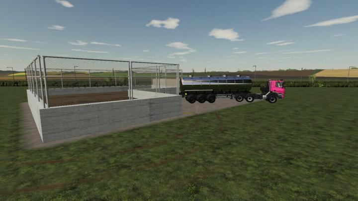 FS19 - Slurry Yard V1.1