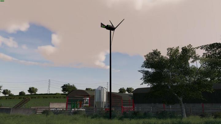 FS19 - Small Wind Turbine V1
