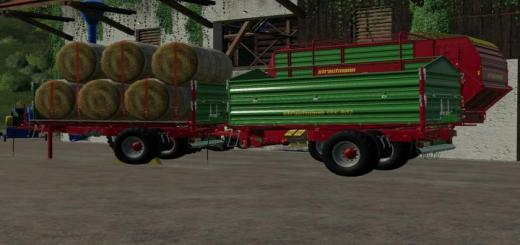 Photo of FS19 – Strautmann Pack V1.3