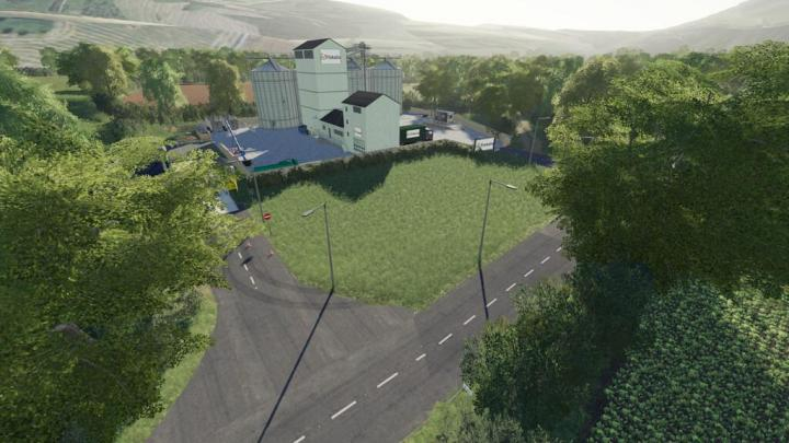 FS19 - The Angevin Countryside V1
