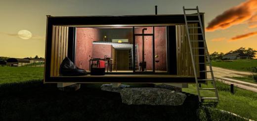 Photo of FS19 – Tiny House V1