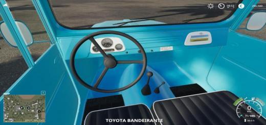 Photo of FS19 – Toyota Bandeirantes 1962 V1