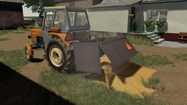 FS19 - Transport Box V1.1