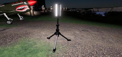 Photo of FS19 – Tripod Led Light V1