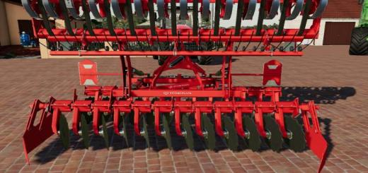 Photo of FS19 – Tümosan Disc Tiller V1
