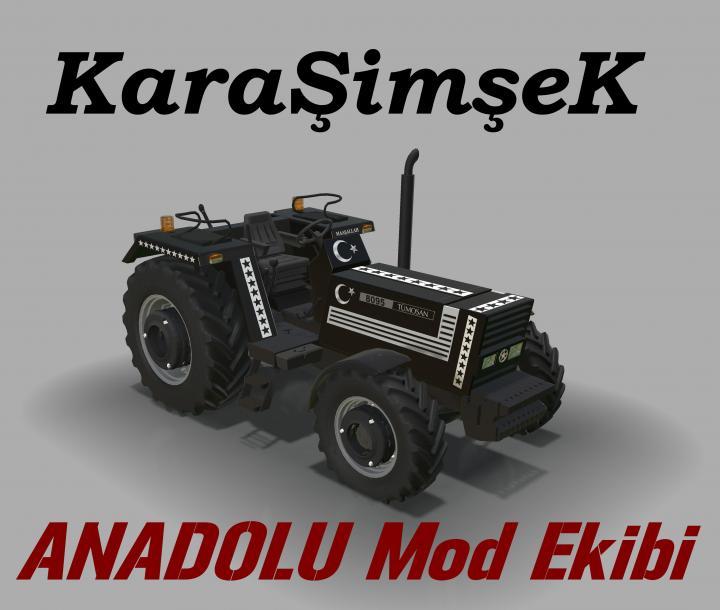 FS19 - Tumosan Karasimsek Without Cab V1