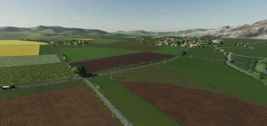 Photo of FS19 – Ungetsheim Map V1.2