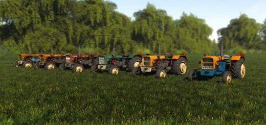 Photo of FS19 – Ursus C-330 Kawa Mods V1