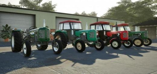 Photo of FS19 – Ursus C-4011 Tractor V1
