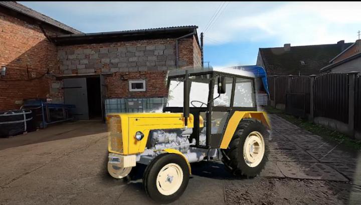 FS19 - Ursus C360 - Jockerfarm V1