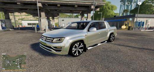 Photo of FS19 – Volkswagen Amarok V1