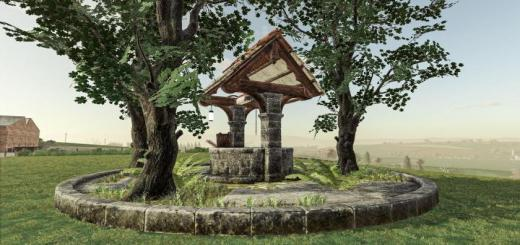 Photo of FS19 – Water Well V1.1